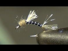 Black Beauty Midge Emerger Fly Tying Video Instructions - YouTube