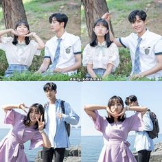 🌸 Korean Dramas & More 🌸 sur Instagram: Drama:Extraordinary You | Never knew i needed this pair 😍 They make a great pair even in real life, their behind the scenes are so cute…