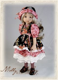 "DAINTY for 13"" Dianna Effner Little Darlings OOAK. $225.00, via Etsy."