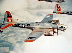 """""""Patches"""" B-17G of the 532nd BS,381st BG"""