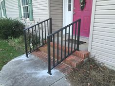 Best Photos Of Railing For Outside Steps Railings For Stairs 640 x 480