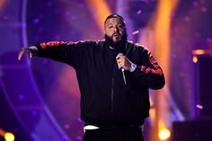 DJ Khaled performs at 2017 iHeartRadio Music Festival 170923 #DJKhaled #iHeartRadioMusicFestival