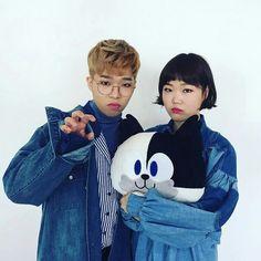Akdong Musician AKMU K Pop, Lee Chan Hyuk, Lee Soo Hyun, Akdong Musician, Yg Entertaiment, Sister Act, Friends Show, Korean Artist, Face Claims