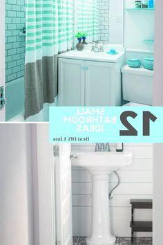 Romantic Home Decor New Small Bathroom Decoration Ideas #littlebathroom.Romantic Home Decor  New Small Bathroom Decoration Ideas #littlebathroom