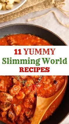 11 Slimming World Recipes from January & February - Tastefully Vikkie