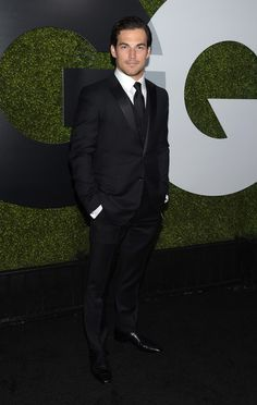 Giacomo Gianniotti Photos - Actor Giacomo Gianniotti attends the GQ Anniversary Men Of The Year Party at Chateau Marmont on December 2015 in Los Angeles, California. - GQ Men Of The Year Party - Arrivals Grey's Anatomy, Most Beautiful Man, Beautiful People, Chateau Marmont, Gq Men, Event Photos, Female Images, Attractive Men, Role Models