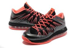 http://www.procurry.com/for-sale-nike-air-max-lebron-x-low-mens-black-red.html FOR #SALE #NIKE AIR MAX #LEBRON X LOW MENS BLACK REDOnly$86.00  Free Shipping!