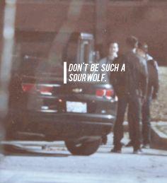 Stiles Stilinski quotes - Teen Wolf. ♥