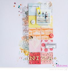 Layout of the Week @studio_calico by Marivi