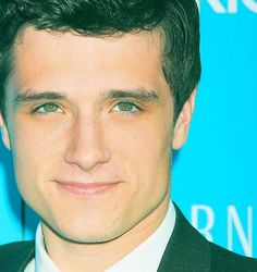 Josh Hutcherson.  HIS EYES.