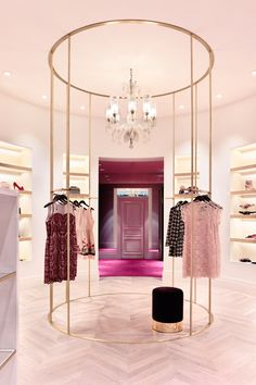 Alannah Hill Emporium | Travis Walton Architecture & Interior Design