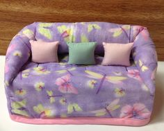 Decorative Purple Butterfly  Kleenex Couch Cover, Birthday Gift, Kids Gift…