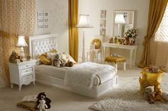 Fancy Bedroom Designs for Girls by Pm4