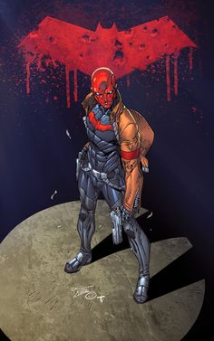 Red Hood (Jason Todd) by Brett Booth, inks by Altair Castillo, colours by Juan Fernandez Nightwing, Batgirl, Comic Book Artists, Comic Books Art, Comic Art, Red Hood Dc, Brett Booth, Red Hood Jason Todd, Hq Dc