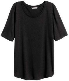 SHOP | gifts for women | summer outfits | H&M Jersey Top | $12.99 ON SALE FOR $5