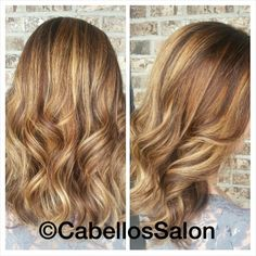 """""""Suzanne's beautiful work at #Cabellos! Call us at 850-575-7529 to book your appointment with her! #CabellosSalon #cabellostally #tally #salon #spa #hair…"""""""
