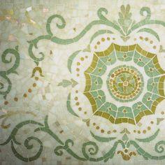 a favourite mosaic by me Mosaics, Rugs, Home Decor, Farmhouse Rugs, Decoration Home, Room Decor, Mosaic, Floor Rugs, Rug