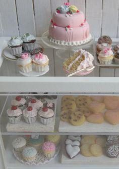 Cynthia's Cottage Design: Bakery style