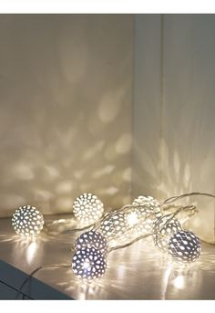 White Maroq Lights NEW - Bestsellers - Home Page