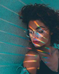 Photography Inspiration: Portrait Photography - Colourful, Dream-Like Photography by Brighton Galvin; Brighton, Creative Photography, Photography Tips, Fashion Photography, Light Photography, Rainbow Photography, Street Photography, Portrait Photography Inspiration, People Photography