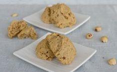 I biscotti di riso e nocciole sono una ricetta sana di Marco Bianchi, senza uova
