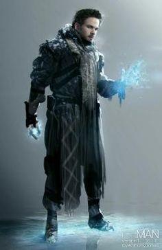 homem de gele ice-men