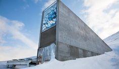 The doomsday seed vault. The Doomsday Seed Vault & Planet X (Nibiru, Nemesis, Tyche, Wormwood, Hercolubus). Svalbard, Norway