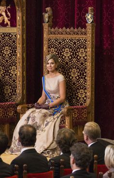 Queen Maxima Photos - King Willem-Alexander and Queen Maxima of the Netherlands Visit Former Mining Region - Zimbio