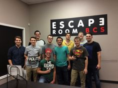 This group managed to escape from the devious Dr. Andrew's lab!