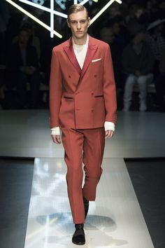 See the Canali autumn/winter 2015 menswear collection