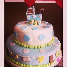 Celebra tu #BabyShower con una deliciosa #Torta #SoSweet de #PasteleriaSoSweet en #Bogotá Cel 317 657 5271 / (1) 625 1684