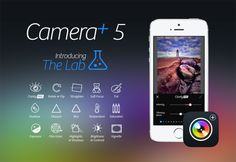 Photography App Camera+ Updates With Photo Editing Features