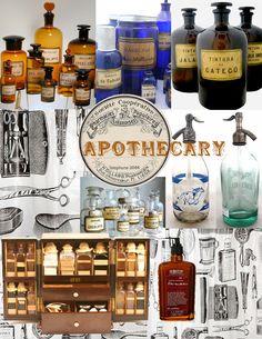 apothecary.