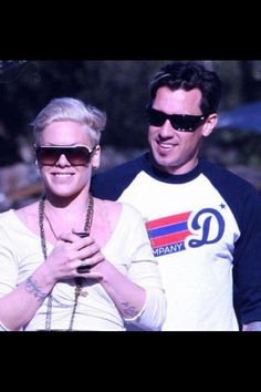 P!nk and Carey!