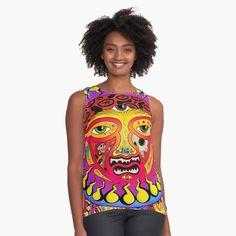 New Shirt Design, Sun Logo, Rock Shirts, News Design, Reggae, Shopping, Band, Sleeveless Tops, Ska
