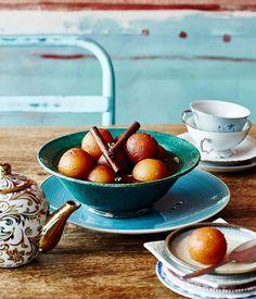 Gulab jamun recipe, Parwana Afghan Kitchen, Adelaide :: Gourmet Traveller