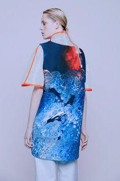Jillian Boustred's artistic debut collection