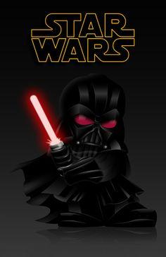 Darth Vader Created byArmando Avante