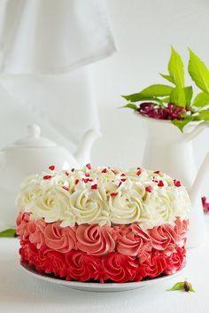 Red Velvet Cake : Recette Illustrée, Simple Et Facile
