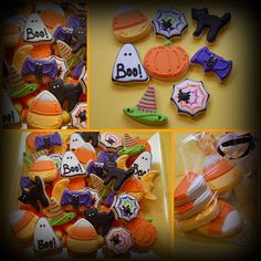 Cookies are my canvas!: Trick or Treat