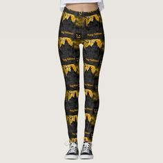 #Halloween Leggings - #Halloween happy halloween #festival #party #holiday