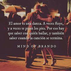 El amor es una danza...
