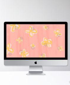 Free digital wallpapers from the Hallmark summer interns