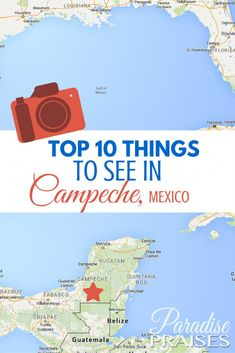 The tropical state of Campeche contains a great many things that residents are proud of and visitors come from far away to see. These made our top 10 list: Travel With Kids, Family Travel, Paradise Travel, Cultural Experience, Going On A Trip, City Beach, Travel Tips, Stuff To Do, Christian Homeschool