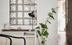 my scandinavian home: A calm green, grey and white Swedish space Grey And White, Green And Grey, Scandinavian Style Home, Scandinavian Interiors, Grey Stuff, Workspace Inspiration, Design Inspiration, Design Ideas, Nordic Design