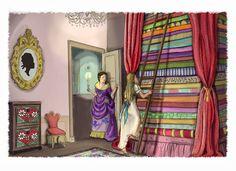 Sue Rundle-Hughes, Illustrator: Princess and the Pea
