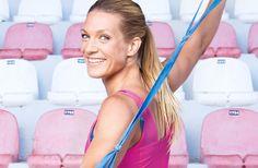 En starkrygg ger en snygg hållning och förebygger skador. Här ger ToppHälsas träningsexpert Erika Kits Gölevik sina bästa övningar för att bygga upp ryggen. Du märker skillnad på bara fyra veckor!