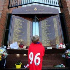 76a70a88632 RIP #jft96 #neverforgotten 🙏🏼❤ #YNWA Liverpool Anfield, Liverpool Players