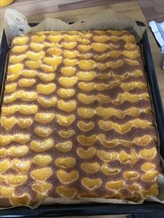 Mandarinkuchen fertig