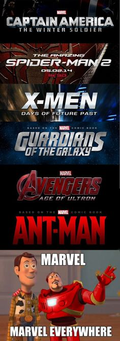 When I See The Upcoming Movies In 2014-2015